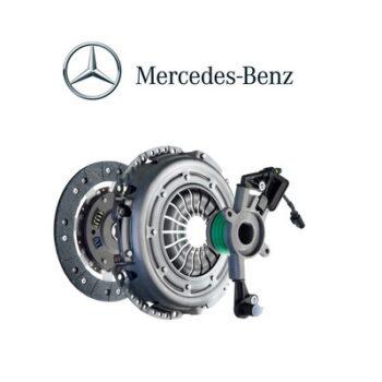 Зчеплення Mercedes