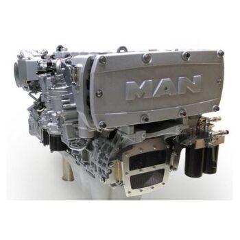 Двигун MAN