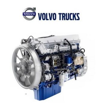 Двигун Volvo Truck