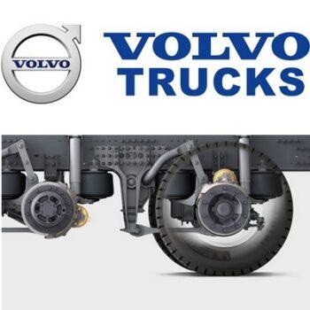 Підвіска Volvo Truck
