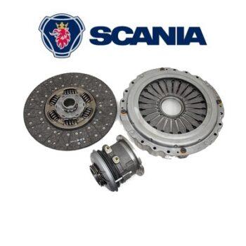 Зчеплення Scania