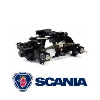 Рессоры Scania